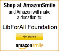 LibForAll AmazonSmile Donate Button