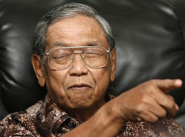 H.E. Kyai Haji Abdurrahman Wahid (1940 - 2009)